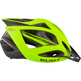 Rudy Project Airstorm Road Fietshelm, yellow fluo matte